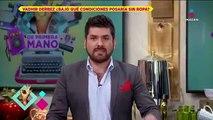 ¿José Eduardo Derbez pedirá ayuda a su padre para llegar a Hollywood?