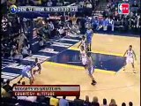 Nuggets 106, Grizzlies 102 (F)Allen Iverson had 32 points an