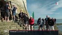 Le phare de Corduan, un chef d'œuvre au milieu de l'océan Atlantique