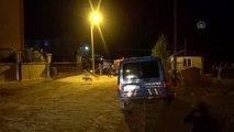 Kırıkkale'de asfalt yüklü tankerde patlama: 4 yaralı