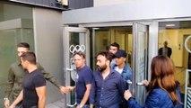 Sanchez arrives in Milan for Inter medical