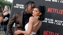 Travis Scott and Kylie Jenner's Daughter Makes Red Carpet Debut at Netflix Documentary Premiere | Billboard News