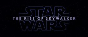 STAR WARS: The Rise of Skywalker (2019) Teaser #2 VO - HD