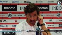 """Mercato OM : """"L'offre pour Luiz Gustavo est inacceptable"""" (Villas-Boas)"""