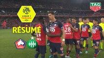 LOSC - AS Saint-Etienne (3-0)  - Résumé - (LOSC-ASSE) / 2019-20