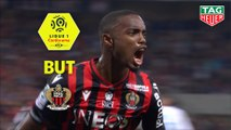 But Wylan CYPRIEN (66ème pen) / OGC Nice - Olympique de Marseille - (1-2) - (OGCN-OM) / 2019-20
