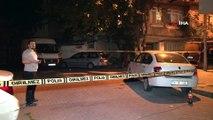 Kağıthane'de bir kişi çarşaf giyerek silahlı saldırı yaptı: 1 yaralı