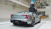 Polestar Production Center in Chengdu - Assembly