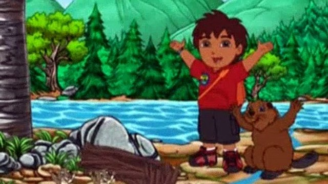 Go Diego Go Season 4 Episode 9 Diego Saves the Beavers