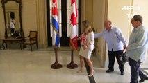 Canadá insiste en incluir a Cuba en un arreglo sobre Venezuela