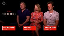 'Mindhunter' Cast Talks Charles Manson - Season 2 - Rotten Tomatoes