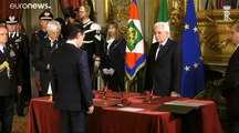 Giuseppe Conte, l'ascension éclair