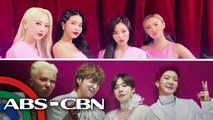 K-pop groups na 'Winner' at 'Mamamoo' magsasama sa concert sa Pilipinas | UKG