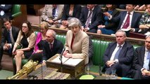 UK Parliament rejects PM May's Brexit deal for third time