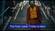 The Final 'Joker' Trailer Goes Viral