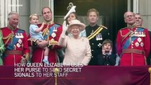 How Queen Elizabeth Uses Her Purse to Send Secret Signals to her Staff