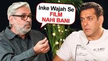 Sanjay Leela Bhansali ANGRY On Salman Khan's INTERFERENCE In Inshallah Movie's SCRIPT?