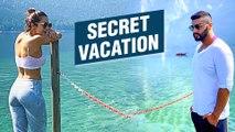 Arjun Kapoor And Malaika Arora SECRET Vacation Pictures   WATCH!