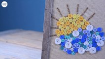 Turn Any Photo into Button Art with this Simple DIY