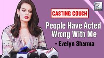 Saaho Actor Evelyn Sharma Talks About Casting Couch In Bollywood