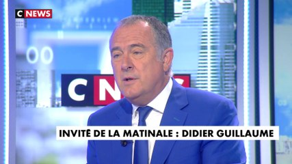 Didier Guillaume - CNews jeudi 29 août 2019