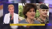 """Nomination de Sylvie Goulard à la Commission européenne : """"Elle adhère profondément à ce modèle ultralibéral"""", estime Clémentine Autain"""