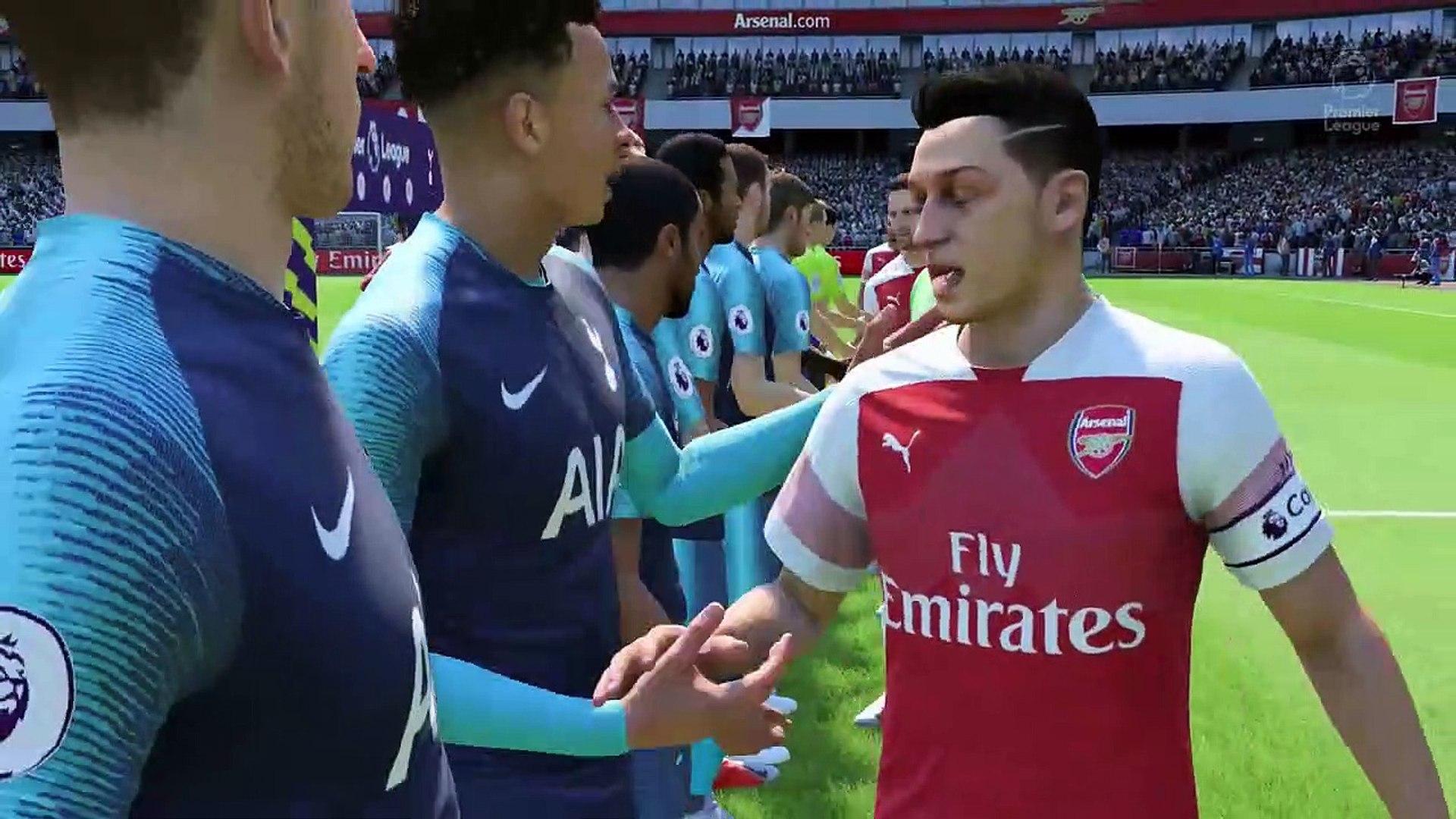 Link Xem Trực Tiếp Arsenal vs Tottenham – Bóng Đá Anh Vòng 4