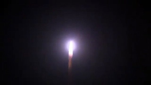 Pakistan successfully tests night launch of surface to surface ballistic missile