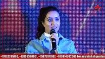 Saaho Movie Promotion Tour - Prabhas - Shraddha Kapoor - Neil Nitin Mukesh - Bhushan Kumar