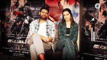 Saaho Movie- Prabhas and Shraddha Kapoor Exclusive Interview