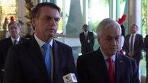 """Bolsonaro sur Macron: """"Nous pourrons recommencer à nous parler lorsqu'il se sera rétracté"""""""