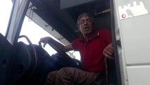 Kırgızistan'a kiraz taşıyan tır şoförü rehin alındı, serbest kalması için 20 bin dolar isteniyor