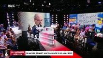 Le monde de Macron : Blanquer promet 300 euros par an de plus aux profs - 29/08