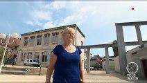 Doubs : à Besançon la publicité de Bouygues en pleine voirie fait polémique