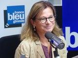 Anne Bisagni-Faure, rectrice de l'académie de Bordeaux, invitée de France Bleu Gironde