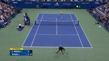 US Open - Serena Williams renverse McNally