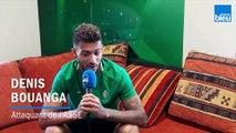 100% Club - (3/4) Denis Bouanga, attaquant de l'ASSE
