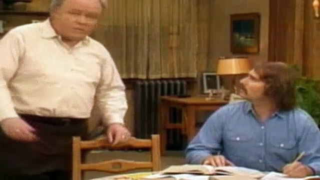 All In The Family Season 4 Episode 23 Mike's Graduation