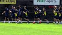 Spor fenerbahçe'de trabzonspor maçının hazırlıkları sürüyor