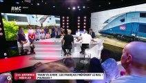 Train VS avion : Les Français préfèrent le rail, pourquoi ? - 29/08