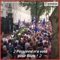 Brexit: après la suspension du Parlement, les Britanniques descendent dans la rue contre Johnson