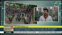 teleSUR Noticias: Jornada contra políticas neoliberales en Argentina