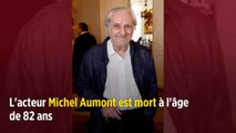 L'acteur Michel Aumont est mort à l'âge de 82 ans