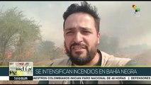 Paraguay: investigan a ganaderos de Pantanal por ola de incendios