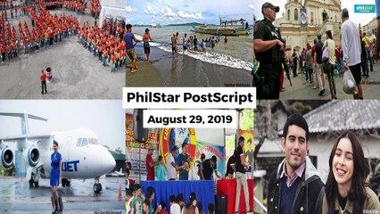 Postscript August 29, 2019