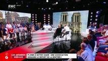 Plomb à Notre-Dame : une association demande le report de la rentrée ! - 29/08