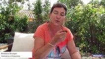 Mondragon/France : Bénédicte Bousquet, instit ascendant humoriste