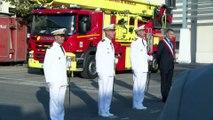 Marseille. Rencontre avec le nouveau chef du groupement nord des Marins Pompiers