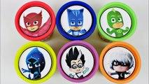 PJ MASKS Massinha de Modelar Play Doh Herois de Pijama Surpresas Canal KidsToyShow