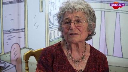 En tête à  tête avec Bernadette Després , illustratrice de Tom Tom et Nana
